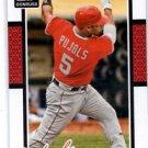 Albert Pujols Trading Card Single 2014 Donruss #95 Angels