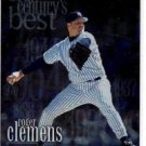 Roger Clemens Trading Card Single 1999 Topps #235 Yankees