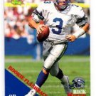 Rick Mirer Trading Card Single 1994 Classic #98 Seahawks Rookie Flashback