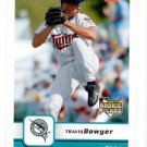 Travis Bowyer RC Trading Card Single 2006 Fleer #366 Marlins