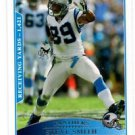 Steve Smith Trading Card Single 2009 Topps #289 Panthers LL