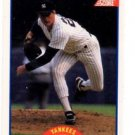Al Lieter RC Trading Card Single 1989 Score #580 Yankees