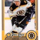 David Krejci Trading Card Single 2008-09 OPC #276 Bruins