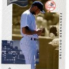 Orlando Hernandez Trading Card Single 1999 Upper Deck #231 Yankees