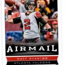 Matt Ryan Airmail Trading Card Single 2013 Score #222 Falcons