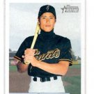 Tsuyoshi Shingo Trading Card Single 2002 Bowman Heritage #310 Giants