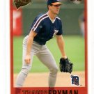 Travis Fryman Trading Card Single 2006 Topps All Time Fan Favorites #133 Tigers