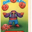 Jugglin Jud Sticker 1987 Topps Garbage Pail Kids #368b Double Star Back EX+
