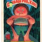 Weird Wendell Sticker 1987 Topps Garbage Pail Kids #294A NMT