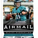 Blaine Gabbert Airmail Trading Card Single 2013 Score #234 Jaguars