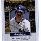 Don Mattingly Yankee Stadium Legacy Trading Card 2008 Upper Deck #4807 Yankees