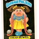 Cheap Jewel Sticker 1986 Topps Garbage Pail kids #226b