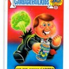 Cut-the-Cheese Carter Presidents Sticker 2015 Topps Garbage Pail Kids #4b