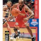 Sharone Wright Silver Signature 1994-95 Upper Deck Collector's Choice #411 76ers
