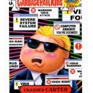 Cashed Carter 80s Spoof Insert 2015 Topps Garbage Pail Kids #5b