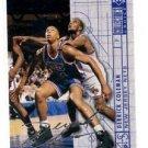 Derrick Coleman Silver Signature 1994-95 Upper Deck Collector's Choice #388 Nets