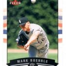 Mark Buehrle Trading Card Single 2002 Fleer #268 White Sox