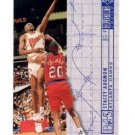 Stacey Augmon Blueprint Trading Card 1994-95 Upper Deck Collector's Choice #372