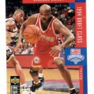 Sharone Wright Draft Class 1994-95 Upper Deck Collector's Choice #411 76ers