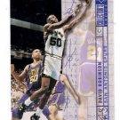 David Robinson Blueprint Trading Card 1994-95 Upper Deck Collector's Choice 395