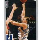 Keith Tower Silver Signature SP 1994-95 Upper Deck Collector's Choice #291
