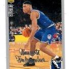 Askia Jones Silver Signature RC SP 1994-95 Upper Deck Collector's Choice #360