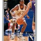 Charlie Ward Silver Signature SP 1994-95 Upper Deck Collector's Choice #239