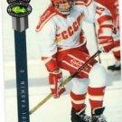 Alexei Yashin Trading Card Single 1992 Classic Four Sport #152 Senators
