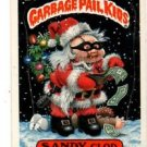Chris Mess Trading Card Sticker 1987 Topps Garbage Pail Kids #254b