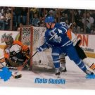 Mats Sundin Trading Card Single 1999-00 Stadium Club #2 Leafs