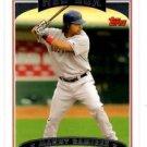 Manny Ramirez Trading Card Single 2006 Topps #50 Red Sox