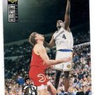 Chris Webber Trivia Trading Card 1994-95 Upper Deck Collector's Choice #401