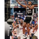 Willie Anderson Trading Card Single 1994-95 Upper Deck #212 Spurs