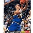 Tracy Murray RC Trading Card Single 1992-93 Upper Deck #13 Trailblazers