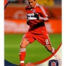 Diego Gutierrez Trading Card Single 2008 Upper Deck MLS #105