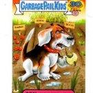 Ben Onion Beagle Pets Trading Card Sticker 2015 Topps Garbage Pail Kids #3a