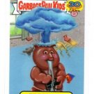 Jules Drools Adam Bomb Don't Push Button 2015 Topps Garbage Pail Kids #6a