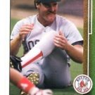 Wade Boggs Trading Card Single 1989 Upper Deck #389 Red Sox