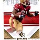 Frank Gore Trading Card Single 2009 SP Threads #38 49ers