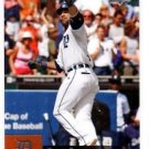 Gary Sheffield Trading Card Single 2009 Upper Deck #130 Tigers