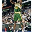 Shawn Kemp Trivia Trading Card 1994-95 Upper Deck Collector's Choice #404 Sonics