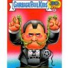 Richard Trixon Presidents Sticker Insert 2015 Topps Garbage Pail Kids #3a