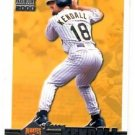Jason Kendall Trading Card Single 20000 Paramount #185 Pirates