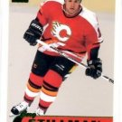 Cory Stillman Trading Card Single 1999-00 Paramount Emerald #43 Flames