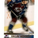 Vaclav Nedorost Trading Card Single 2002-03 Pacific Complete #534 Avalanche