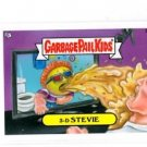 3-D Stevie Trading Card Sticker 2013 Topps Garbage Pail Kids Minis #34a