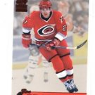 Ron Francis Red Parallel Trading Card 1999-00 Pacific Paramount #44 Hurricanes