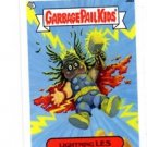 Lightning Les Trading Card Single 2013 Topps Garbage Pail Kids Minis #38b