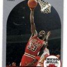 Michael Jordan Trading Card Single 1990 Hoops #65 Bulls