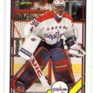 Jim Hrivnak Trading Card Single 1991-92 OPC #487 Capitals